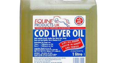 Cod Liver Oil 1 liter