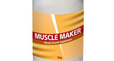 Muscle Maker 1 kg