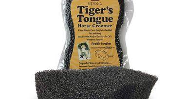 Tiger's Tounge tisztító szivacs